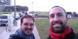 Francisco Reyes y Fernando Manuel Suárez