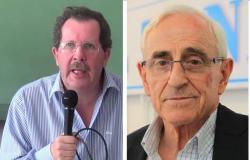 Guillermo Goldstein y Juan Carlos Zabalza
