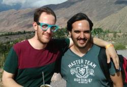 Mariano Schuster y Fernando Manuel Suarez