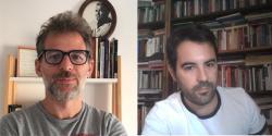 Nicolás Freibrun y Martín Vicente