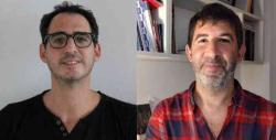 Diego Gurvich y Pedro Núñez