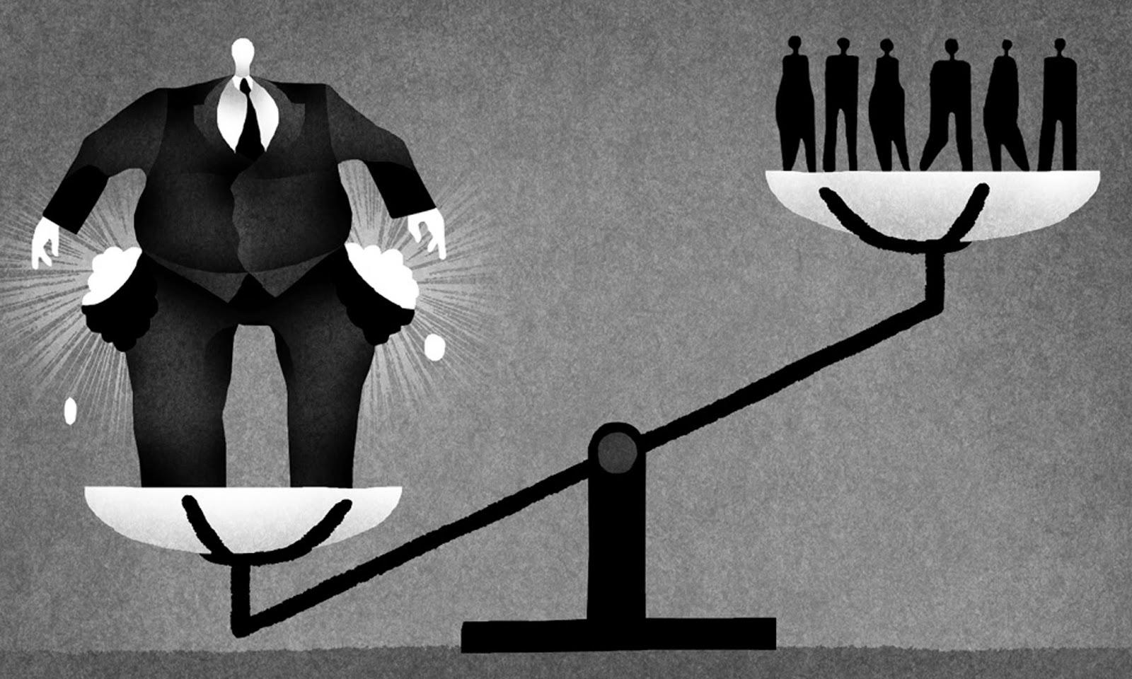 La lucha contra la desigualdad bloqueada por la falta de acuerdo