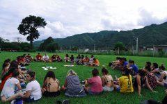 Las Juventudes Socialistas tuvieron su 28º campamento nacional en los primeros dias de enero.