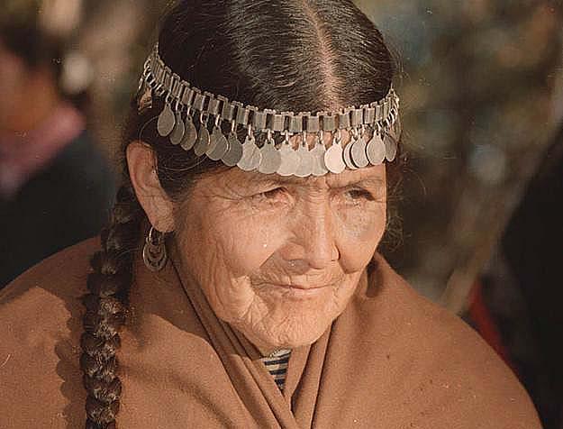 Lucía Kawñikurá, la mamá de Verónica. (Foto: Javier Velazquez)