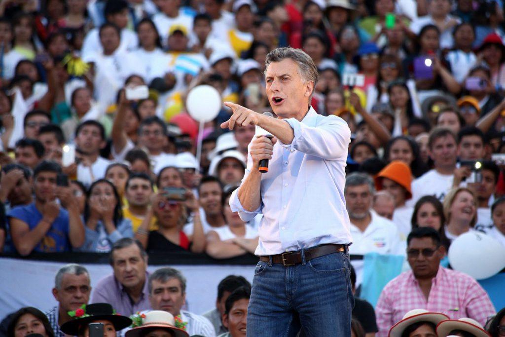 DYN33, JUJUY 19/11/2015, CIERRE DE CAMPAÑA DEL CANDIDATO A PRESIDENTE POR CAMBIEMOS MAURICIO MACRI .FOTO:DYN/PRENSA CAMBIEMOS .