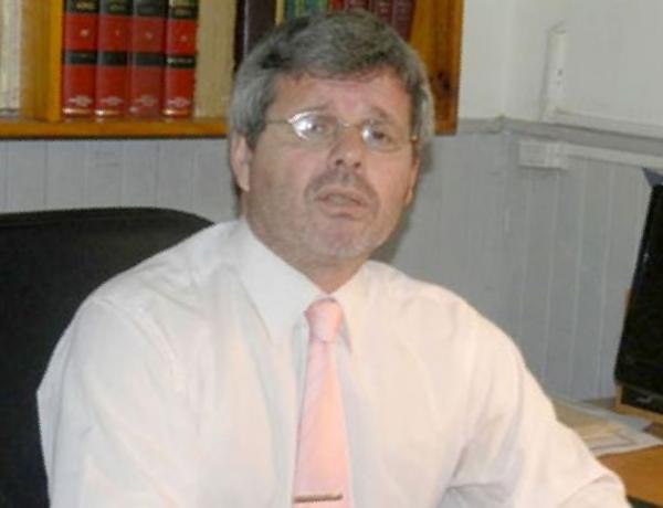 El juez Carlos Alfredo Rossi.