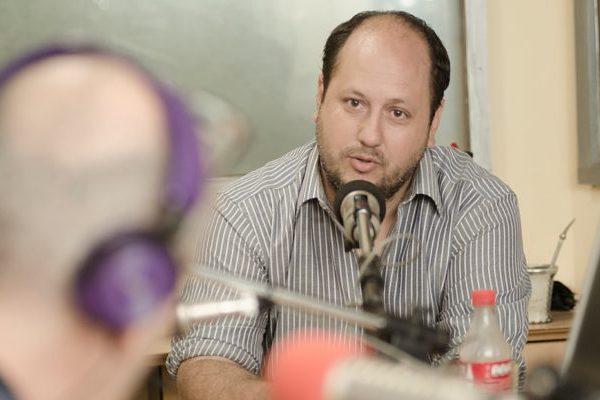 Fernando Fernández, secretario general del Partido Socialista en Misiones.