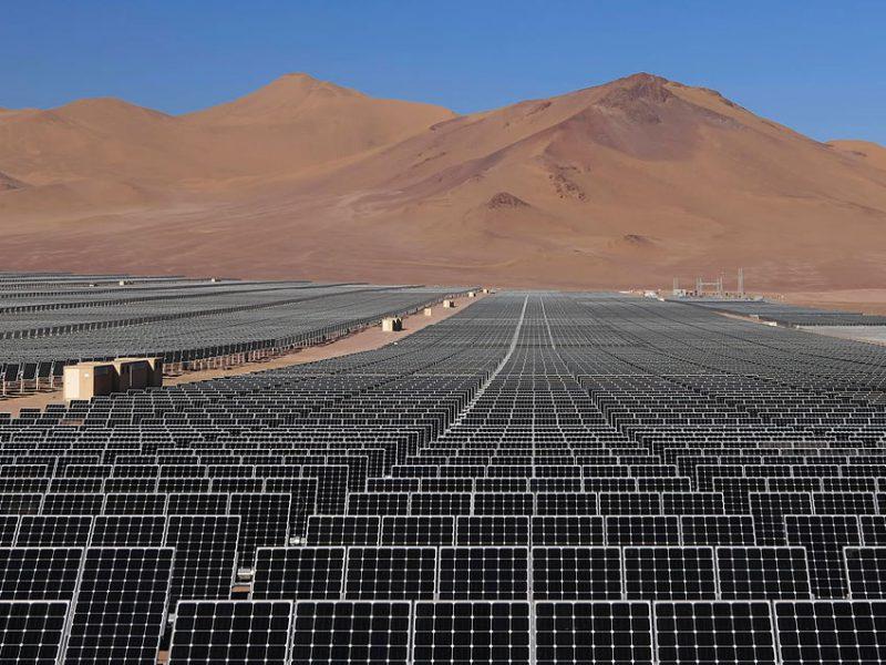 La planta de CAP Chile essimilar al proyecto a realizar en Jujuy.